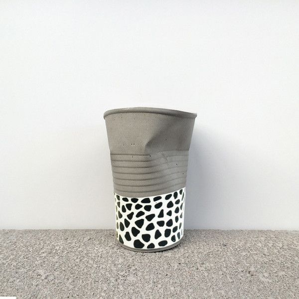 HARDEN UP CRUSHED CONCRETE CUPS - SPECIALTY
