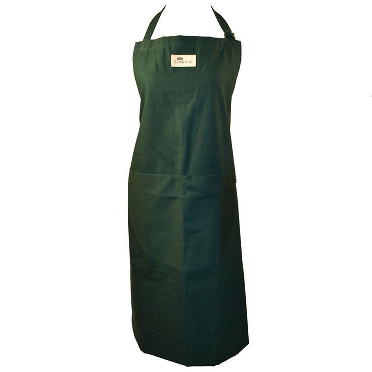 Cook's Collection Green AGA Apron