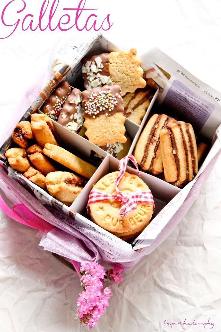 receta de galletas con baileys
