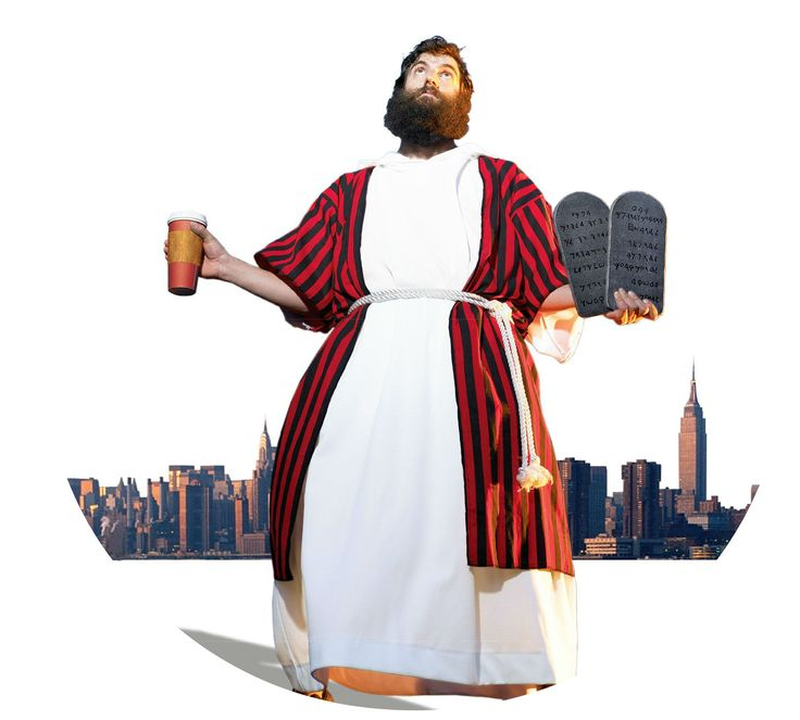 «Год, прожитый по-библейски», Эй Джей Джейкобс