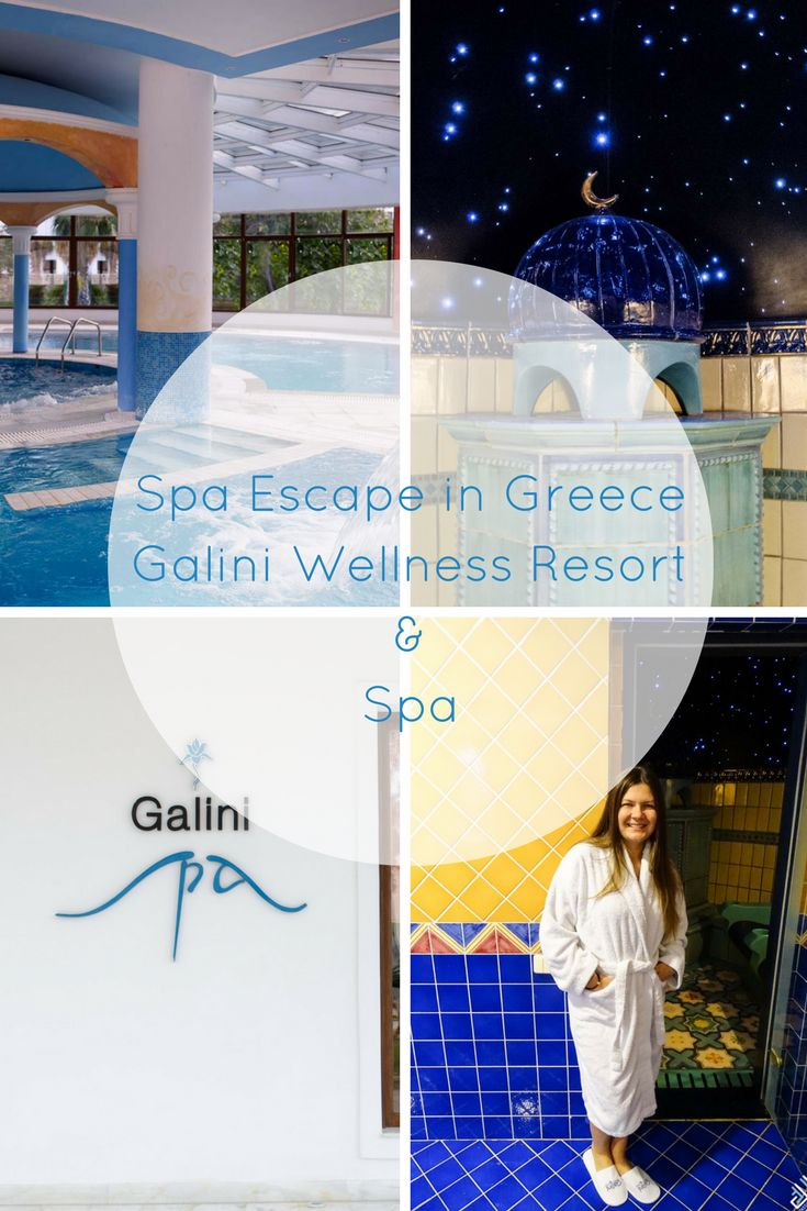 Best Greek Spa's. A Spa Escape to Galini Wellness Spa & Resort in Kamena Vourla, Greece