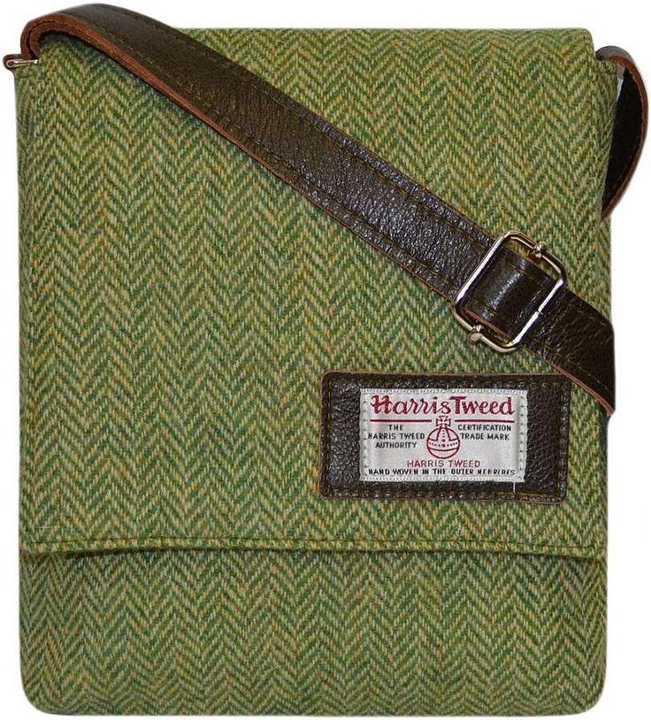 harris tweed bag by daisyhardcastle | notonthehighstreet.com