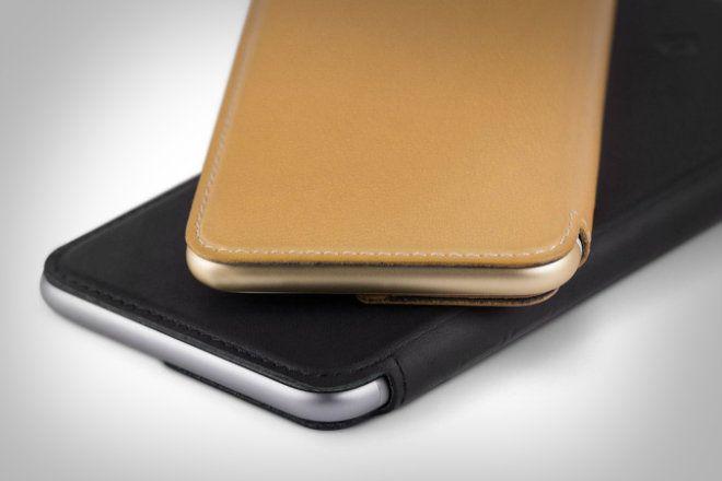 Чехлы SurfacePad от Twelve South — изящная «одежда» для iPhone 6 - http://things.lifehacker.ru/2014/11/11/chexly-twelve-south-izyashhnaya-odezhda-dlya-iphone-6/