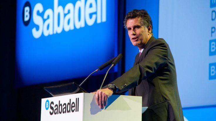 Banco Sabadell confía en que la crisis catalana sea un shock transitorio en la economía española