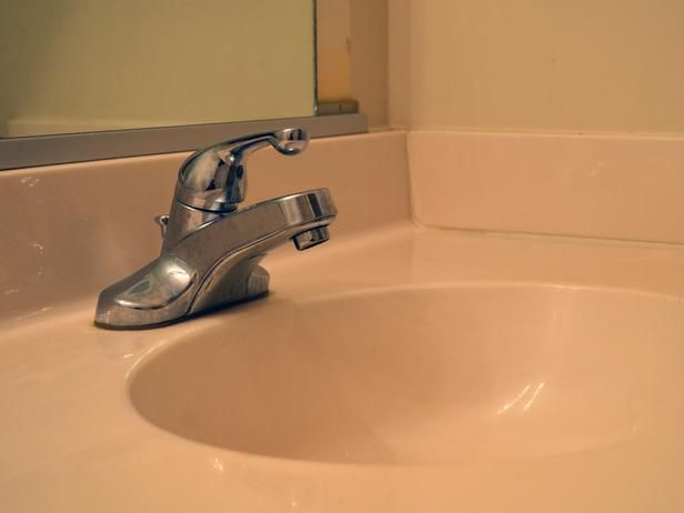 Installing A New Bathroom Sink Faucet And Drain