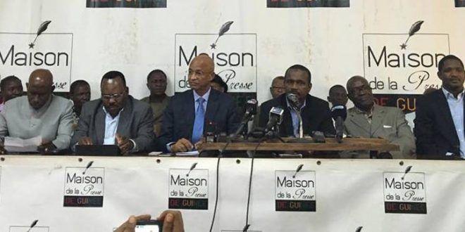 Crise politique en Guinée : Cellou Dalein Diallo réfute les propos de l'honorable  Amadou Damaro Camara