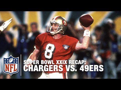 Super Bowl XXIX Recap: Chargers vs. 49ers | NFL - YouTube
