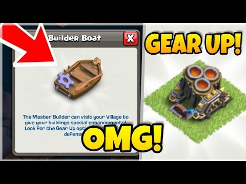 In this video I m going to show how to gear up ur defenses in coc! double cannon  and triple mortar and fast attack and long range archer tower in coc may 2017 boat update. And mysterious builder boat in coc.   I m indian and also I know Hindi  SUBSCRIBE HERE - https://youtube.   #best base for builder hall 3 in coc #best way to defend in coc new update #builder hall #builder hall 3 #clash of clans #co... #coc #coc new update builder hall