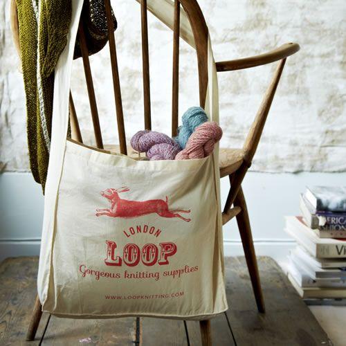 Loop Shopper/Project Bag