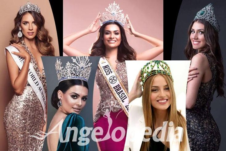 Top 25 favourites of Miss World 2016