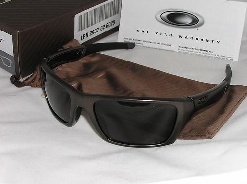 oakley jury sunglasses  BRAND NEW RETAIL Oakley Jury Distressed Grey Warm Grey Sunglasses ...