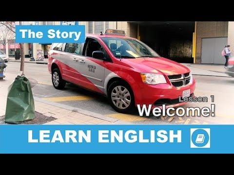 English Course – Lesson 1: Welcome! – The Story - E-Angol