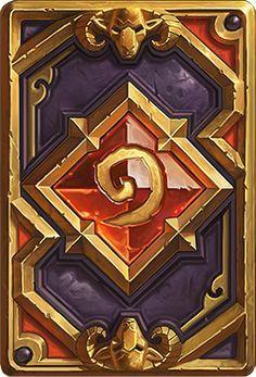 Image result for elder scroll card back design