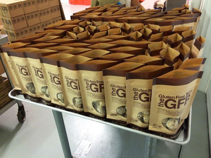 The GFB Bites! Gluten-Free, Vegan, Soy-Free, Dairy-Free, Non-GMO, Protein, MMM