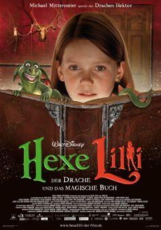 Hexe Lilli - Der Drache und das magische Buch Film (2008) · Trailer · Kritik · KINO.de