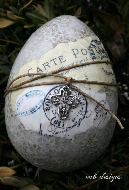 Exquisite Easter egg