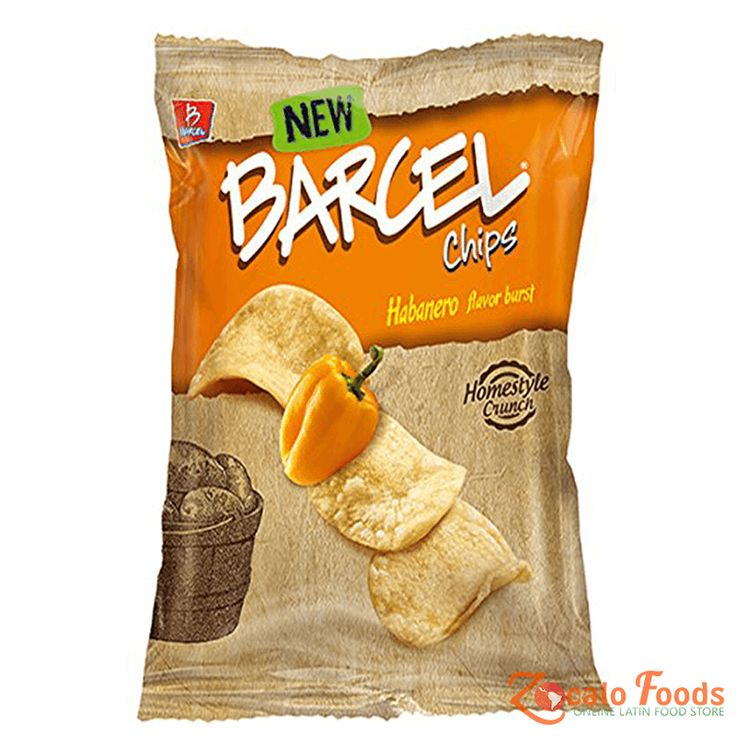 Barcel Chips Habanero 1.9 oz