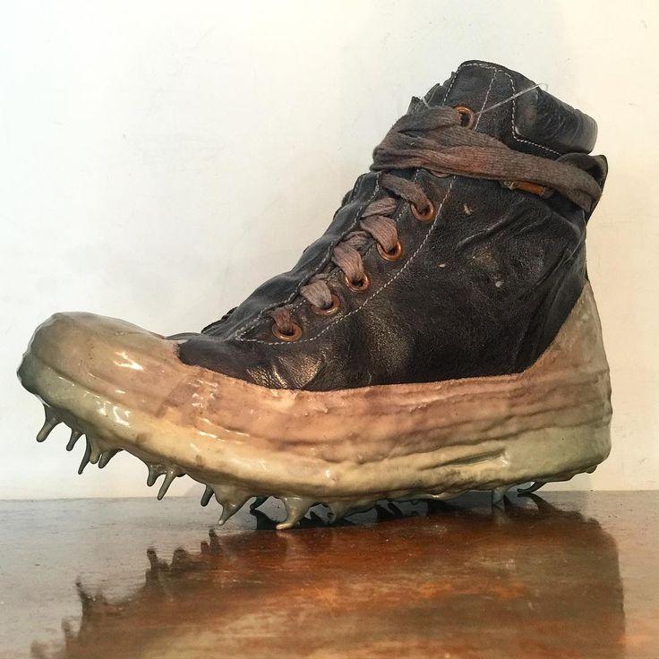 Drip Sneakers By Carol Christian Poell #carolchristianpoell