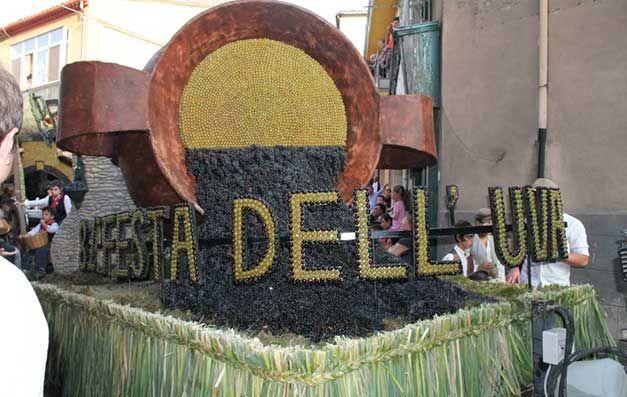 Riccia e la festa dell'uva, una tradizione molisana nata negli anni '30 | Molisiamo