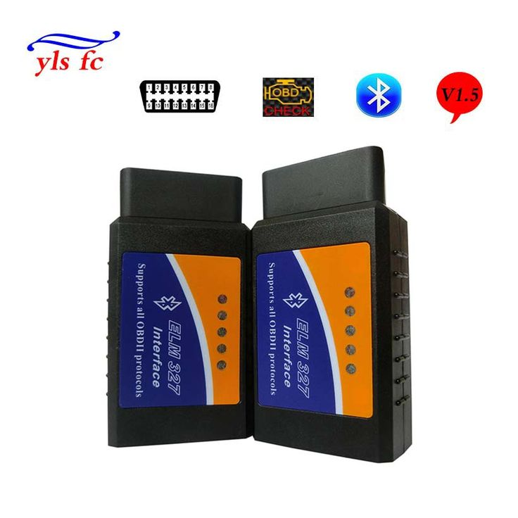 Cheap V1.5 elm327 Bluetooth Obd2 Scanner Elm 327 V 1.5 Adapters Car Scanner For Android Elm327 Obd 2 II Auto Diagnostic-Tool //Price: $12.00      #followme