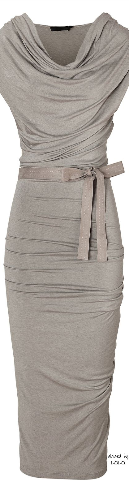 Donna Karan Hemp Draped Jersey Dress #CEO #CEO #shirt https://www.sunfrogshirts.com/search/?7833&cId=0&cName=&search=CEO