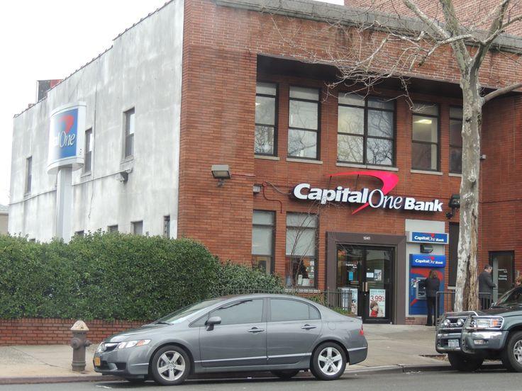 Capital One on Williambridge RD Bronx Capital one