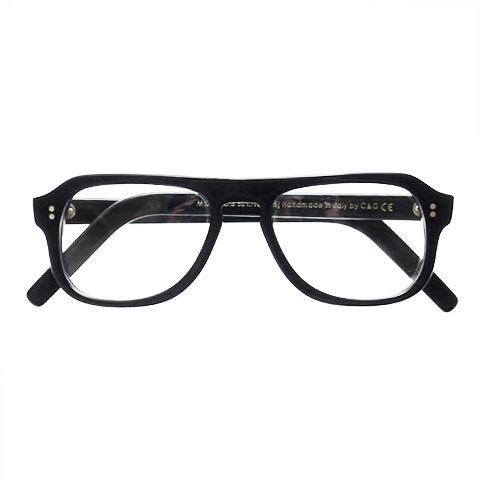 CUTLER AND GROSS カトラー アンド グロス 0822 BLACK - ブリンク オンラインストア blinc online store