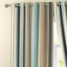 duck egg blue living room curtains -