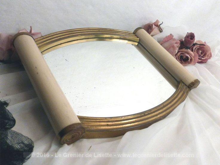 17 meilleures id es propos de plateau de miroir sur for Petit miroir blanc