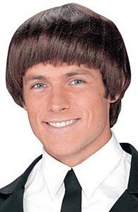 1960 Beatles Wigs Plastic
