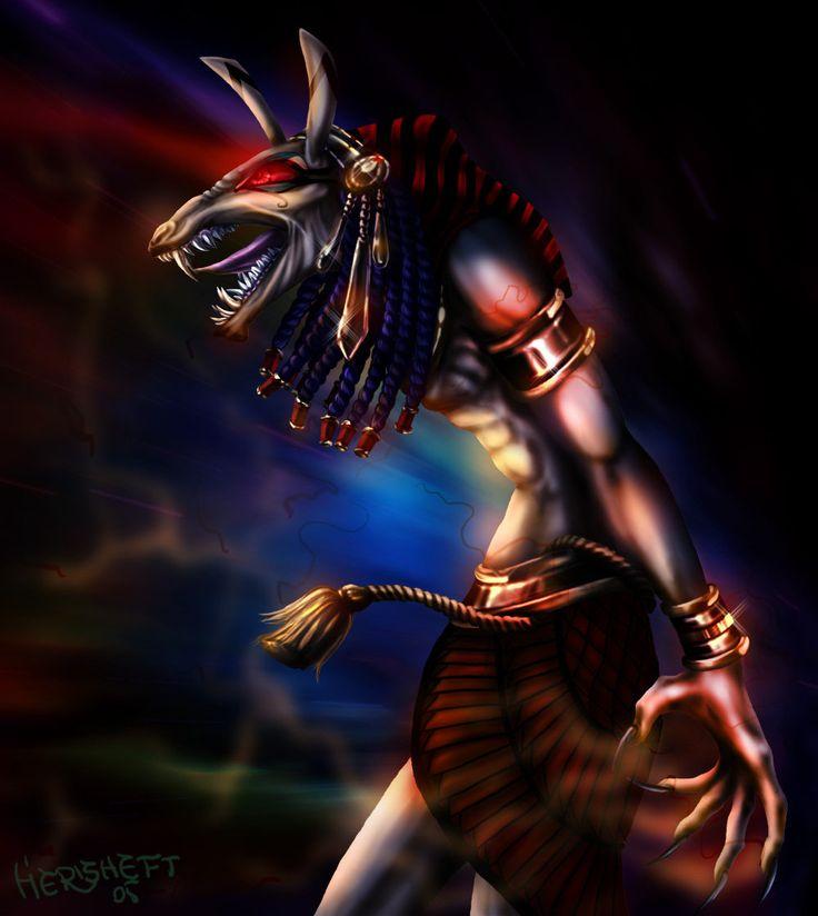 19 best Seth images on Pinterest | Ägyptische mythologie, Ägyptische ...