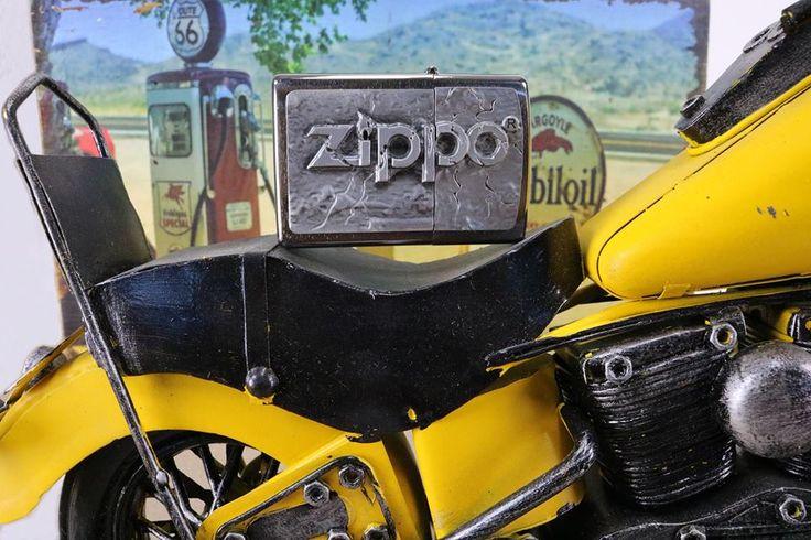 İddialı olmaktan asla vazgeçemeyenlere #Zippo Stone 3D #çakmak!  Ürün özellikleri ve sipariş için görsele tıklayın. :)
