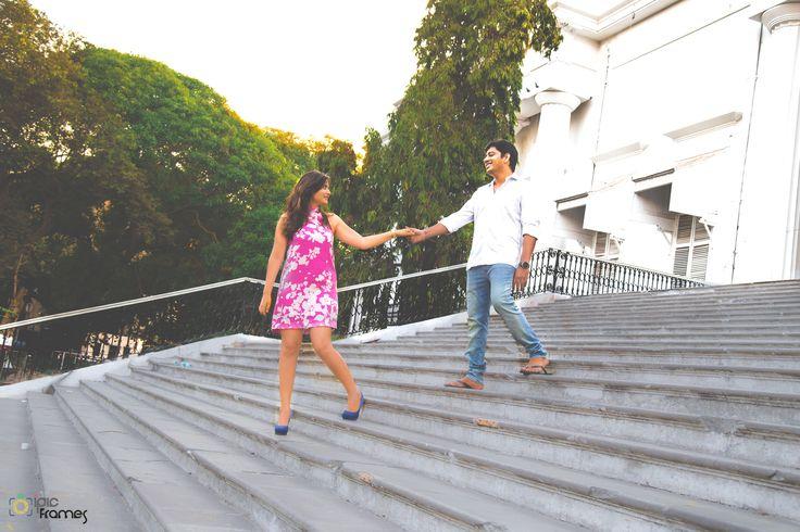Couple Protrais|Pre-Wedding Shoot|Post -Wedding Shoot Session #coupleshoot #coupleprotraits #indianwedding #prewedding #ipicframes