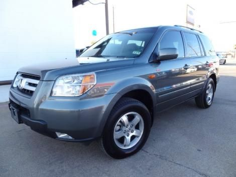 Used Honda Pilot EX-L for sale in Texas for only $15944