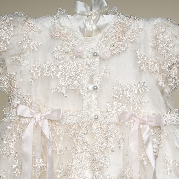 Christening Gowns with Trains