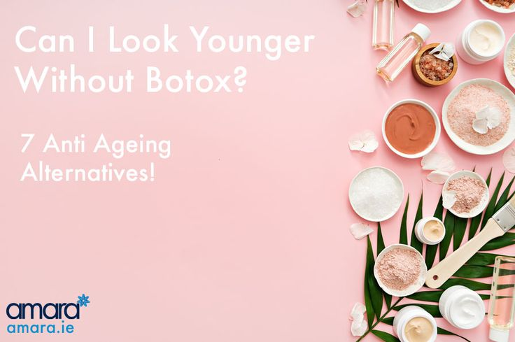 7 Anti Ageing Alternatives To Botox | Amara Dublin