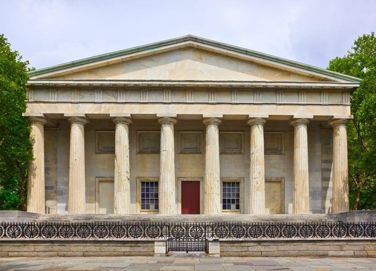 Segundo Banco de #EstadosUnidos, #Filadelfia http://www.nuevayork.travel/ciudades-para-visitar/filadelfia/ #Philadelphia #USA #turismo #viajar