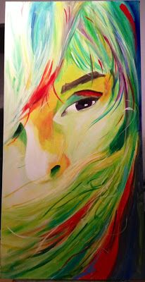 Art by Csaba Konyicska: Culori in adierea vantului