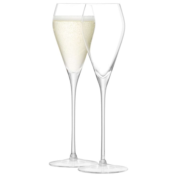 BuyLSA International Prosecco Glass, Set of 2 Online at johnlewis.com