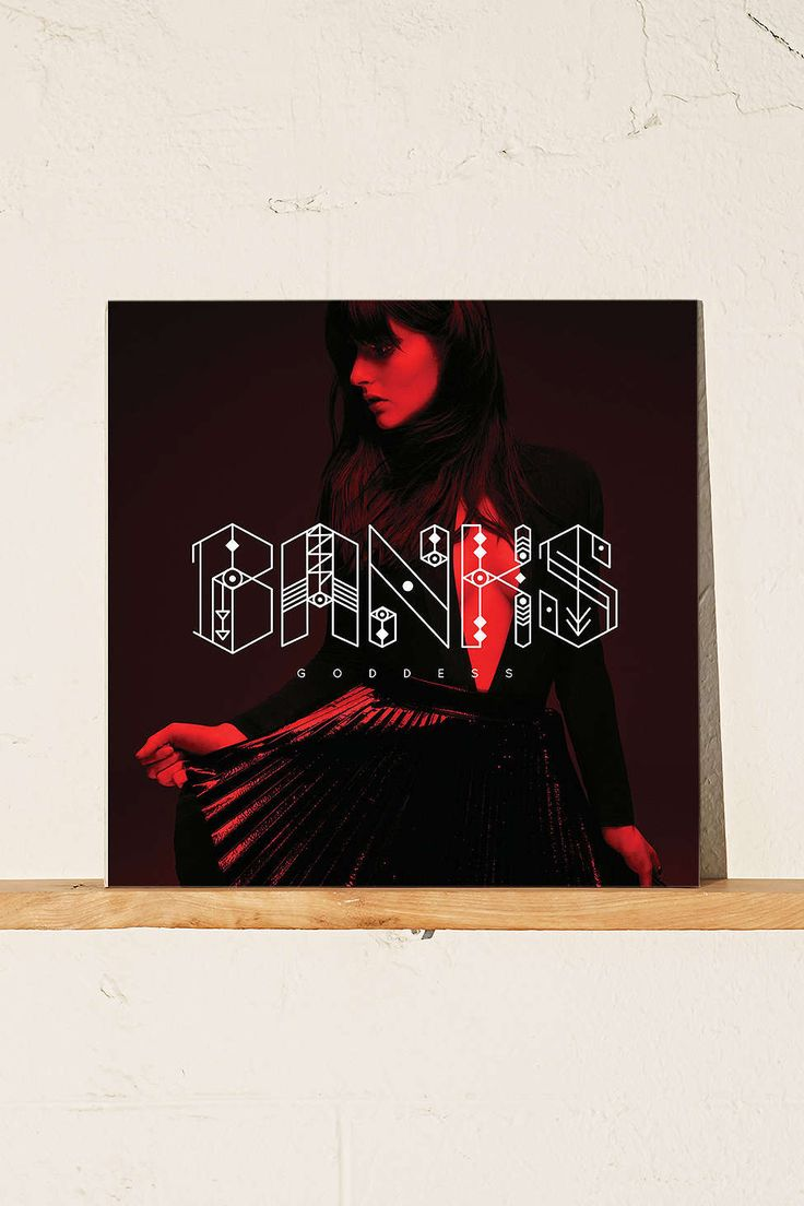 Banks - Goddess LP - Urban Outfitters