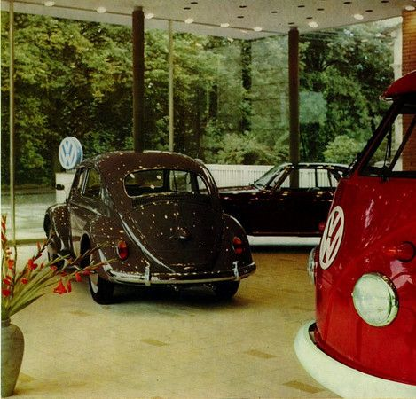 Old VW Dealer Photos/Info/Stories - General/Chat - International Vintage Volkswagen Forums