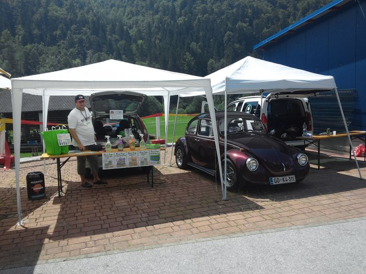 Ahead of Car Classic Exhibition with Pearl® Slovenia
