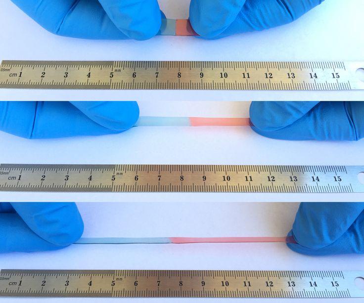 Polymeric material designed for self-healing smartphones and soft robotics - design engi...