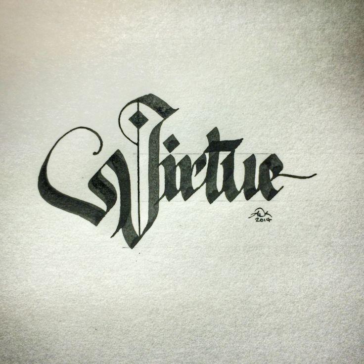 481 Best Blackletter Images On Pinterest Typography