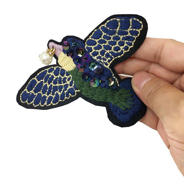 Ucuz 10 adet 9x11 cm Boncuklu Nakış Kuş Yama Işlemeli Kuşlar Için Aplike Başarmak On Yamalar Giyim Parches DIY aksesuarları AC0992, Satın Kalite Yamalar doğrudan Çin Tedarikçilerden: 10 adet 9x11 cm Boncuklu Nakış Kuş Yama Işlemeli Kuşlar Için Aplike Başarmak On Yamalar Giyim Parches DIY aksesuarları AC0992