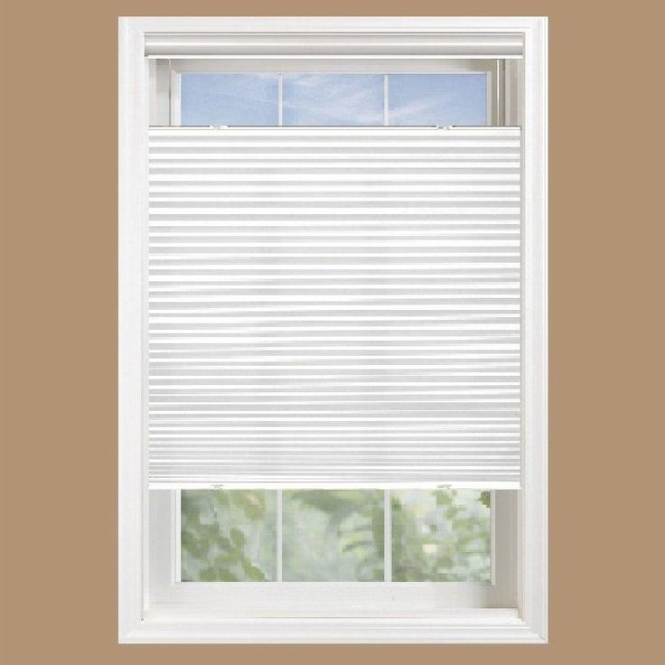 The 25 best cellular shades ideas on pinterest cellular for Smith and noble bamboo shades