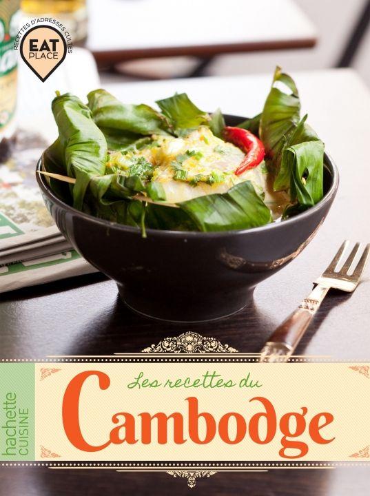 Au restaurant Le Cambodge(Paris X), Kirita et sa maman, Damrong, perpétuent l'art de la vraie cuisine familiale cambodgienne. Elles font de même dans ce livre. Cambodge, recettes de Kirita, photos de Virginie Garnier, Hachette cuisine, 96 pages, 12,50 €.