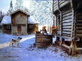 945 Best Nisser Images On Pinterest Elves Fairy Art And