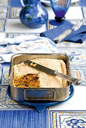 Κεφαλλονίτικη κρεατόπιτα!T  The famous meat-pie from Kefalonia, Greece