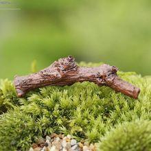 Musgo artificial mini Ramo 5 cm fadas gnomos de jardim miniaturas terrários estatuetas de resina artesanato para casa acessórios de decoração(China (Mainland))